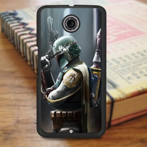 Star Wars Boba Fett Nexus 6 Case