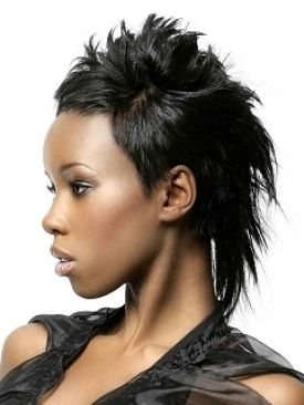 Hairstyles for Relaxed Hair