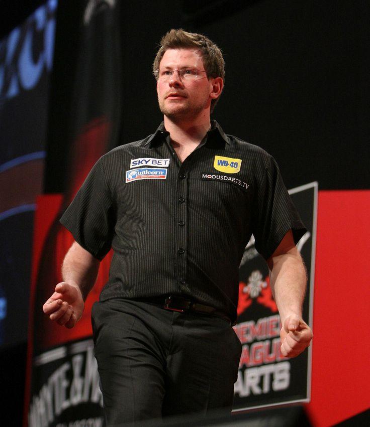Darts James Wade