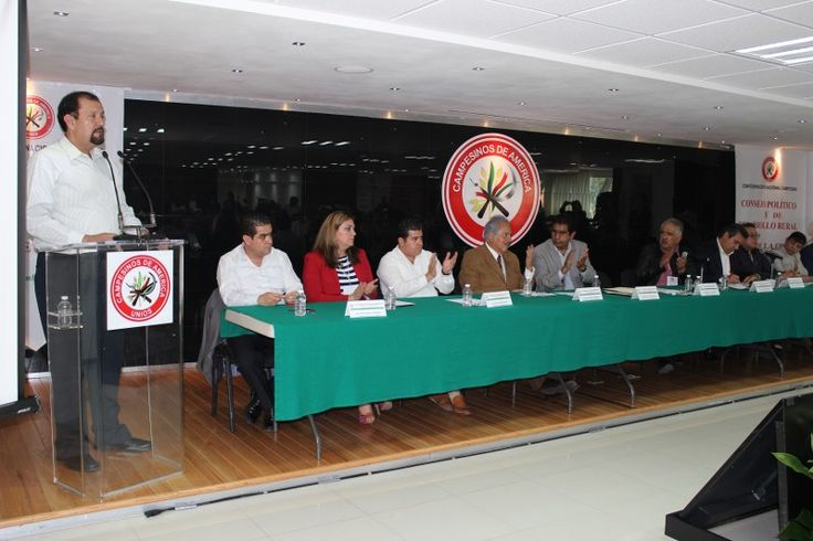 MANIFIESTA LA CNC RESPALDO TOTAL AL PRESIDENTE ENRIQUE PEÑA NIETO