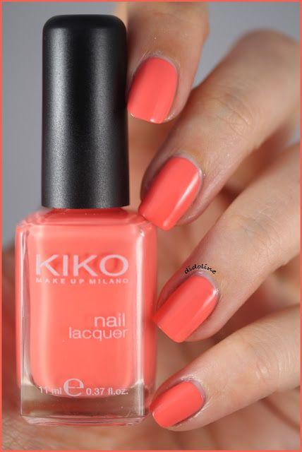 Kiko Peach Rose (N°358)