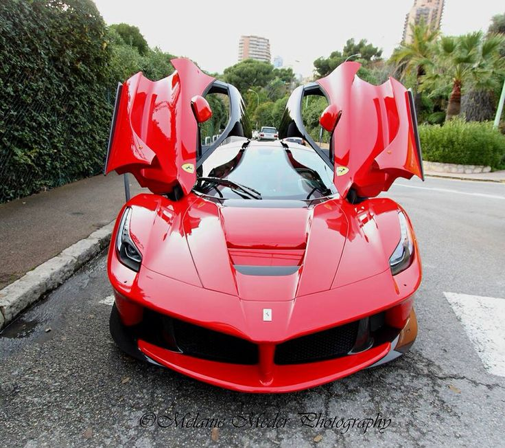 Ferrari LaFerrari By Melanie Meder Photography
