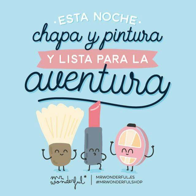 Mr. Wonderful jajajaja... que mono