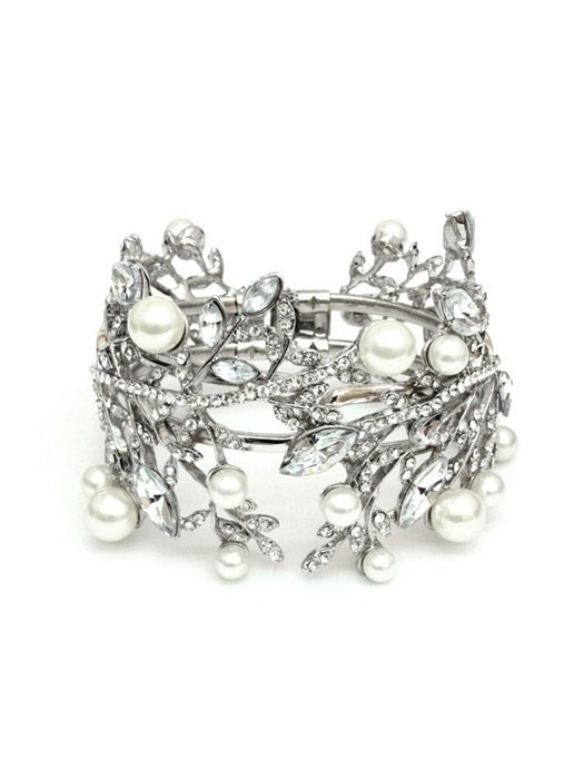 Ivy Statement Bracelet | Emma Stine