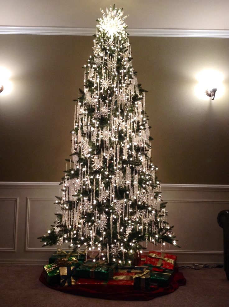 50 most beautiful christmas trees - Christmas Trees Decorated