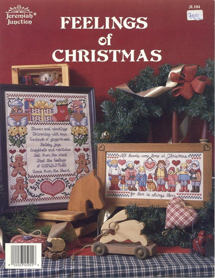 Schema Punto Croce Country: Feelings Of Christmas 01