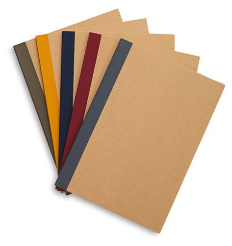 This is beautiful: Muji Notebook B5 6mm Rule 30 Sheets, Pack of 5 http://canopy.co/p/13316
