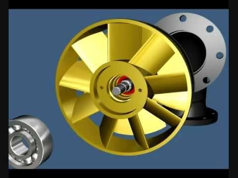 Hydraulic Micro-Turbine Design