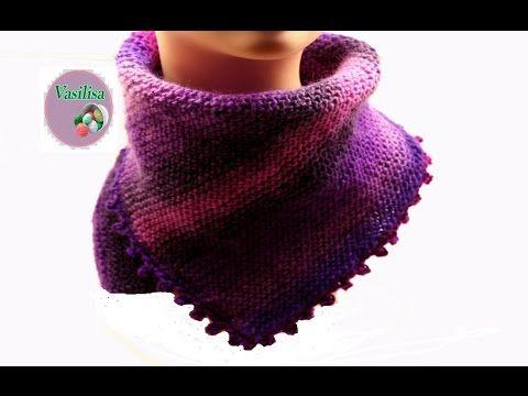 #scarf tutorial  scarf knitting