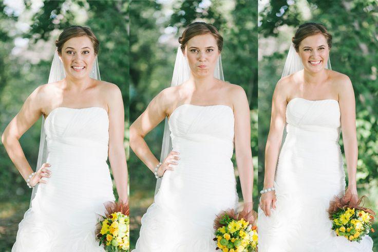 bride snapshot