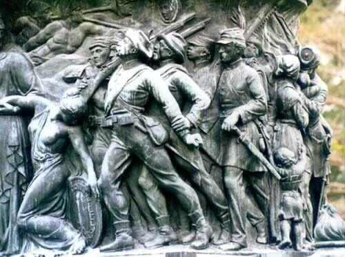 Confederate Memorial, Arlington National Cemetery