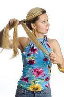 Vitaminas para el crecimiento del cabello para mujeres