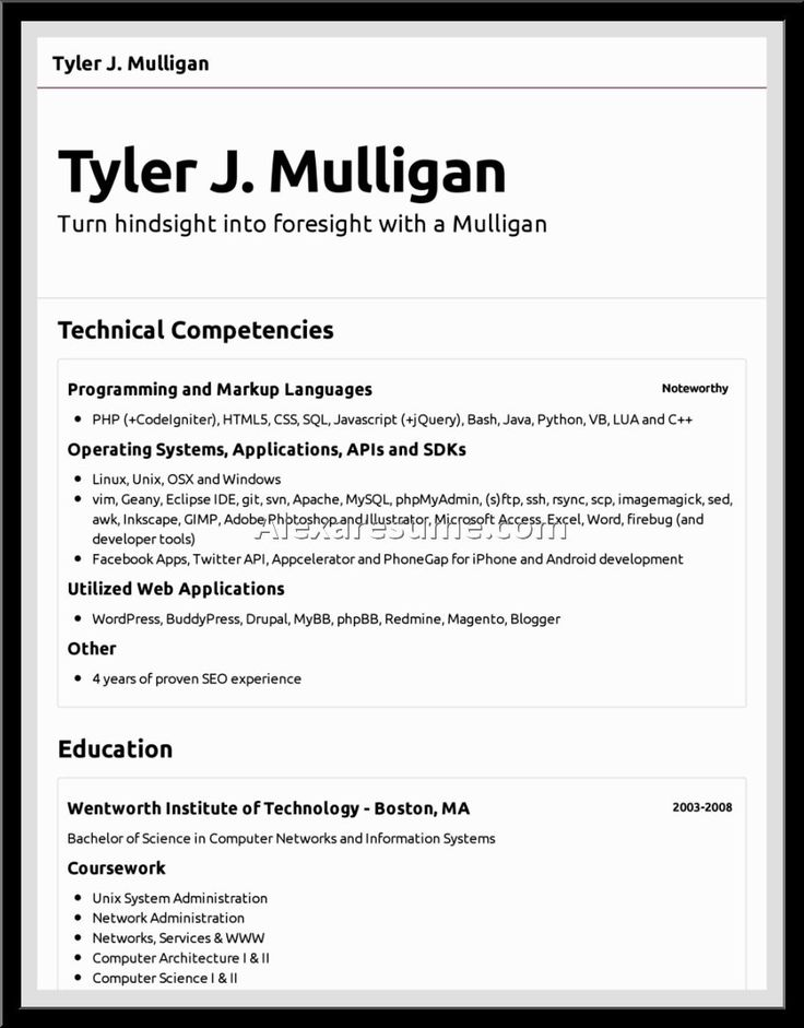 Top 25+ best Basic resume examples ideas on Pinterest | Resume ...