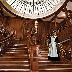Pigeon Forge Attractions | Titanic Pigeon Forge, TN: Buy Your Tickets Today for the Anniversary