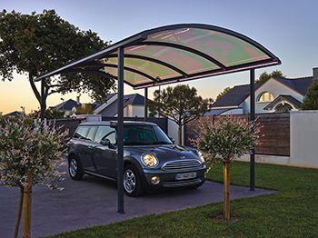 carport-aluminium abri de voiture