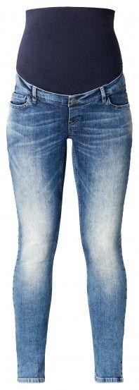 Tehotenské džínsy SLIM ESPRIT MATERNITY - modrá