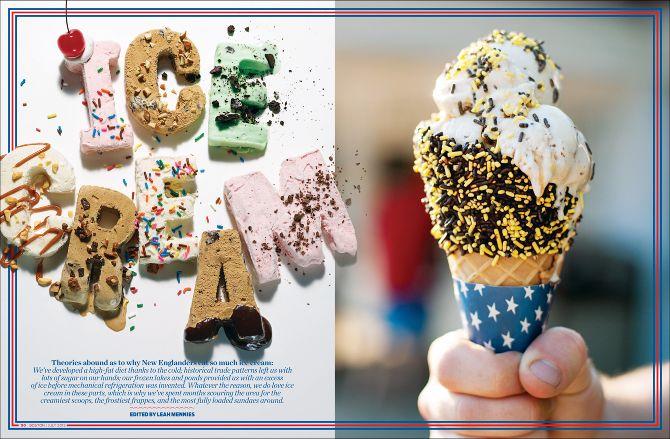 Liz Noftle // art direction, design, illustration  typography for Boston Magazine