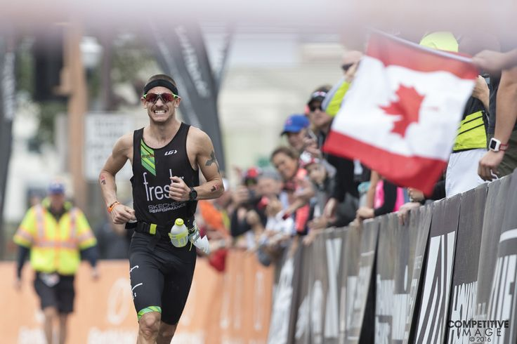 Lionel Sanders sets Ironman world record capped off with 2:42 marathon