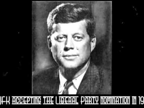 "A Liberal Definition by John F. Kennedy:    Acceptance Speech of the New York Liberal Party Nomination  September 14, 1960    What do our opponents mean when they apply to us the label ""Liberal?"" If by ""Liberal"" they mean, as they want people to believe, someone who is soft in his policies abroad, who is against local government, and who is unconcern..."