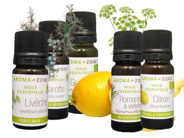 Dossier thématique - La Cure de printemps - Aroma-Zone