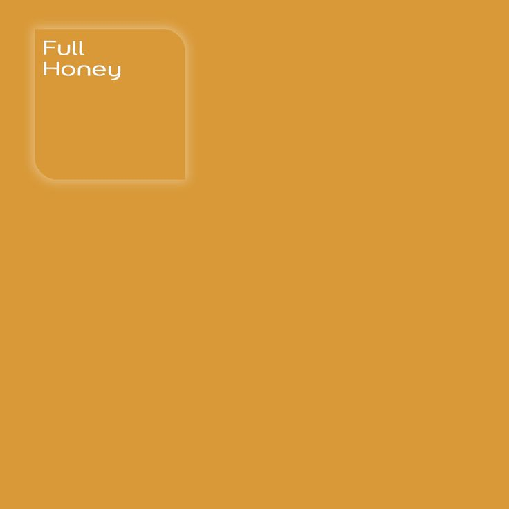 Pure by Flexa Colour Lab® kleur: Full Honey. Verkrijgbaar in verfspeciaalzaken.