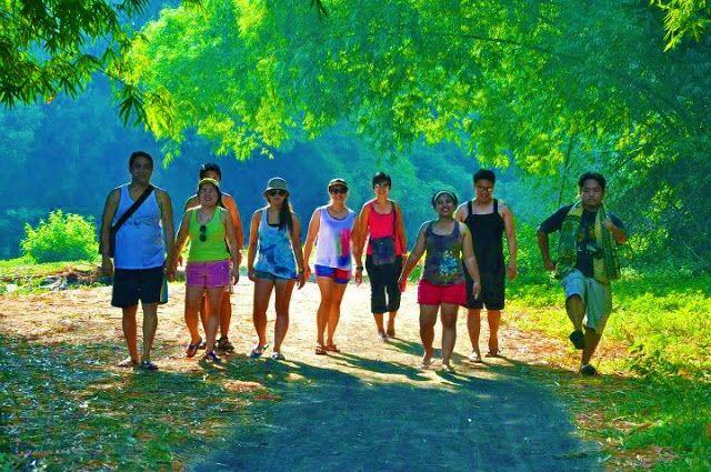 www.fromatravellersdesk.com: Trekking and Thrills in Laurel Batangas