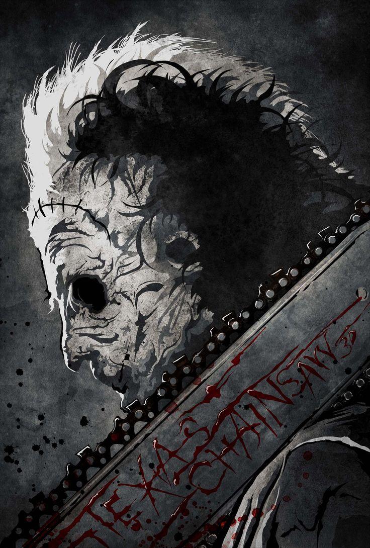 62 best leather face images on pinterest | horror films, horror