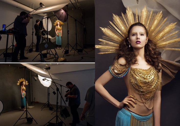 """Clay Cook The beauty dish is used as the main key light for drama. The Softlighter provided a wrapping fill, but maintained the drama. The Lastolite 6x6' was used to fill the frame naturally. Canon 5D Mark III 80mm (70-200mm f/2.8L) f/16 1/180 ISO125  Key: Profoto D1 