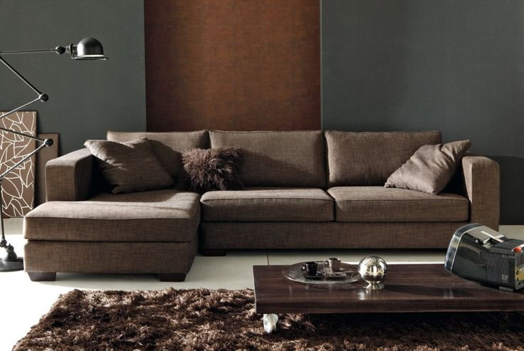 Modern home spirit sofa from Le Patio in the style Deauville.