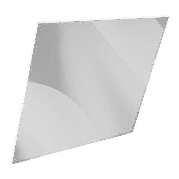 3mm Acrylic Mirror Silver Sheet - Acrylic Mirror Sheet | Plastic Sheets Direct