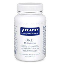 O.N.E.™ Multivitamin 60's | Dietary Supplements