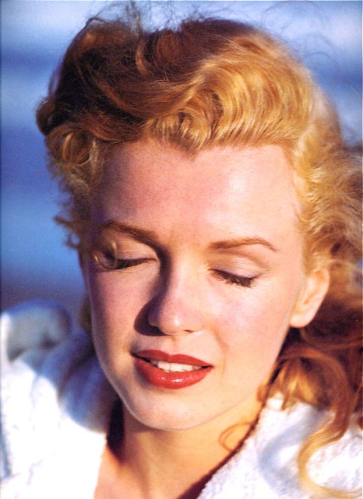 Marilyn, por Andre de Dienes, 1949