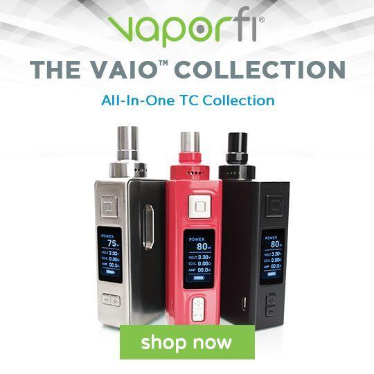 25% off New Years Sale still going on ENDS SOON!  Get the goods! https://www.vaporfi.com/?A=8115