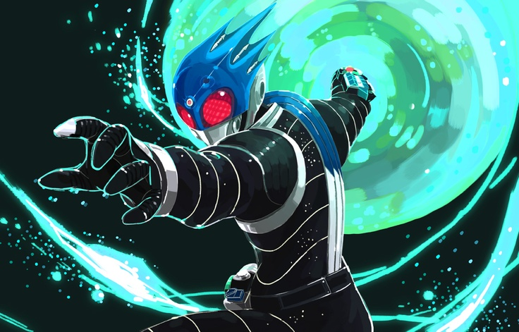 Kamen Rider Meteor