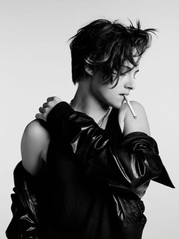 Kristen Stewart Portraits by Hedi Slimane for WONDERLAND
