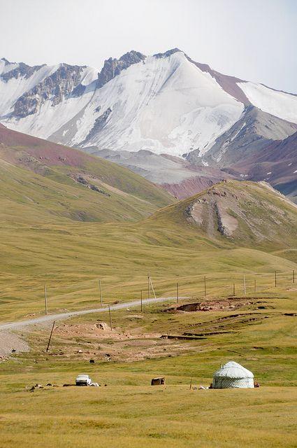 Rural Kyrgyzstan