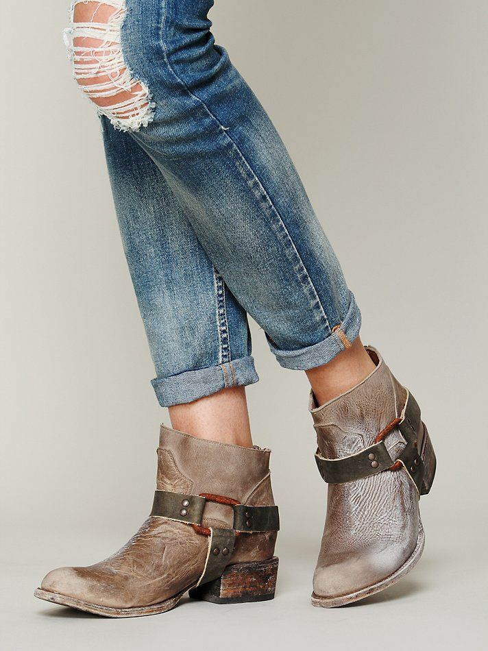 FREEBIRD By Steven Quartz Ankle Boot at Free People Clothing Boutique [$278.00]
