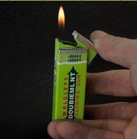 Amazon.com:Butane Lighter Mint Chewing Gum