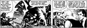 Der erste Auftritt eines Blackhole Trooper 1979