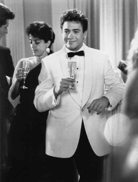 Still of Robert Downey Jr. in Chances Are (1989)