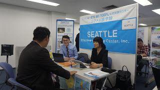 フィリピン英語留学評判 セブ留学最前線: TOEFL対策コース人気のダバオSEATTLE校長が高田馬場オフィス訪問