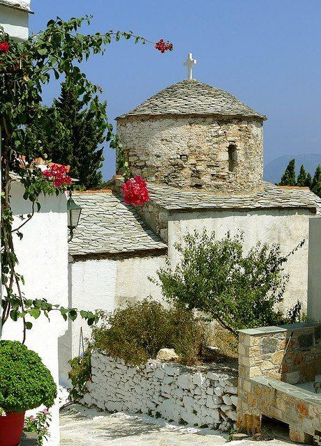 Church in Alonissos