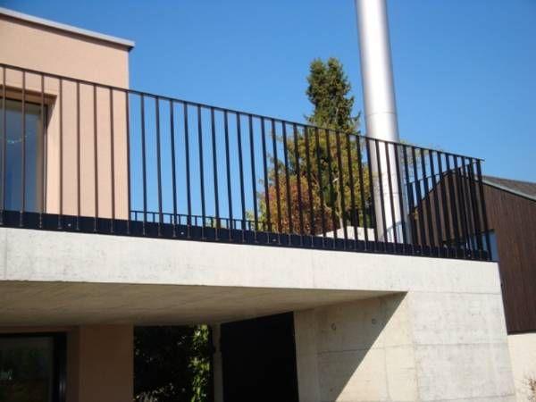 metallbau lehnert zaune turen tore vordacher gelander With garten planen mit flachstahl geländer balkon