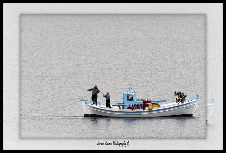 Ο χορός των ψαράδων...