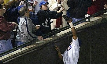 Steve Bartman cubs fan interferes with ball