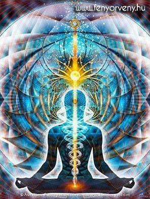 Ha Isten tudatában tudunk maradni, halhatatlanok vagyunk / ~ spirituális idézetek, fényörvény