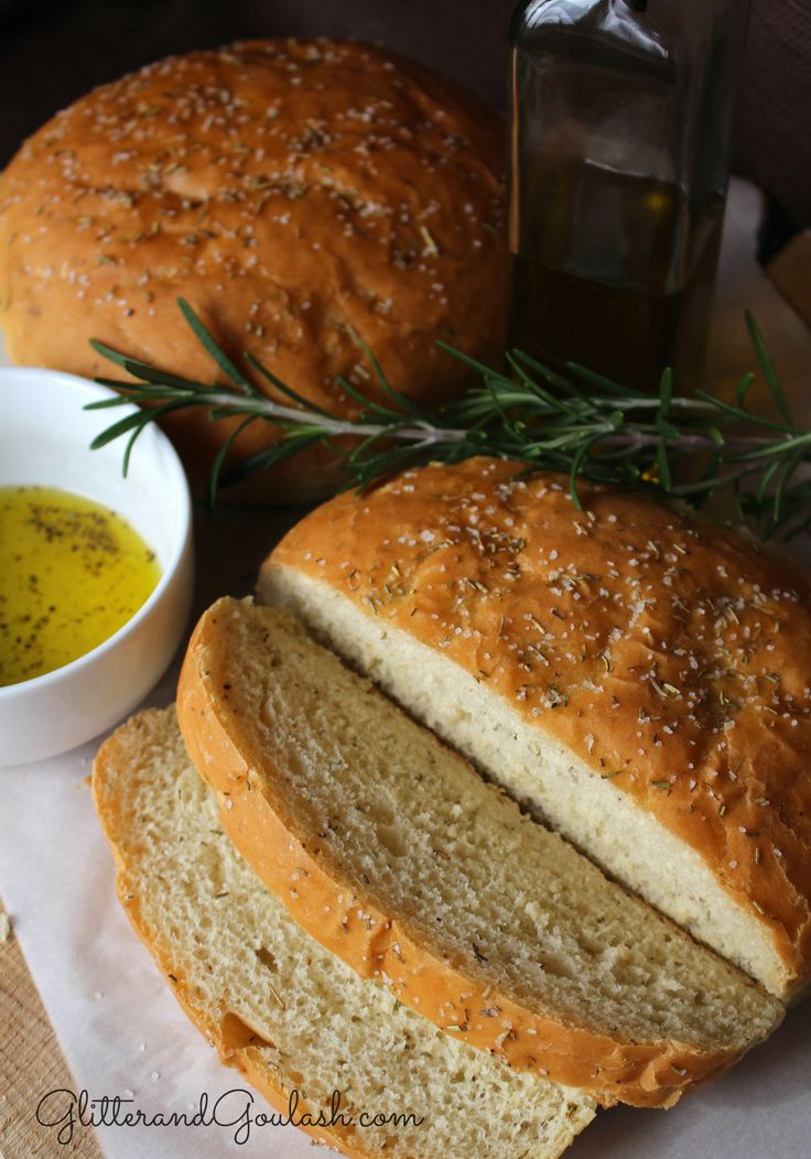 My favorite item at Romano's Macaroni Grill was their Rosemary Bread. Dipping the warm Rosemary Bread into their peppered olive oil seemed to be more than a girl could ever ask for. It was like an entire Christmas season wrapped up into one piece of bread. Much to my sadness, this restaurant has closed their …