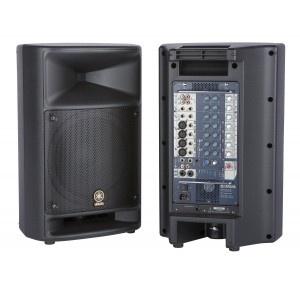STAGEPAS 500   10 canaux d'entrée (dont 4 microphones) 500 watts de puissance de grande qualité   http://www.musicmove-store.com/sono-portable-sonorisation-portable/2124-yamaha-stage-pas-500-sono-portable-4957812352680.html