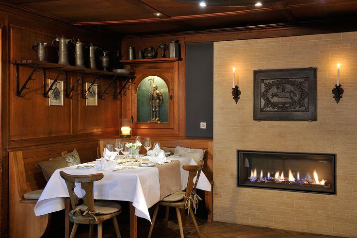 Ritter Stube - badisch traditionell - Restaurant - Hotel Ritter Durbach - Genuss & Wein