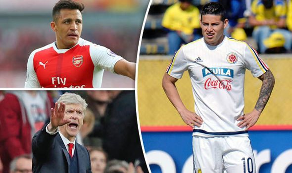 Chelsea sure on Sanchez terms four Arsenal goals Real Madrid star wants Man United   via Arsenal FC - Latest news gossip and videos http://ift.tt/2oTzM36  Arsenal FC - Latest news gossip and videos IFTTT